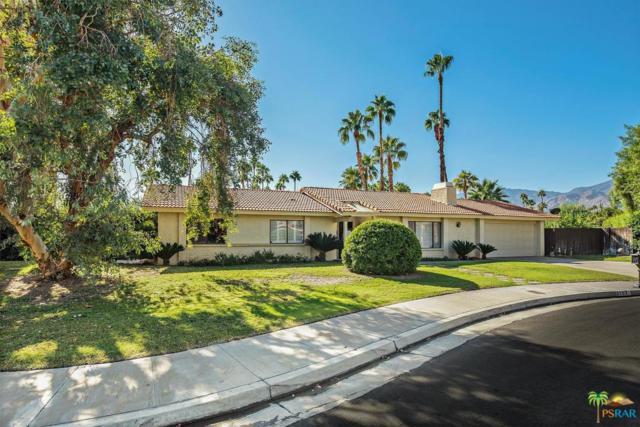 3167 E San Martin Circle, Palm Springs, CA 92264 (#18403512PS) :: The Fineman Suarez Team