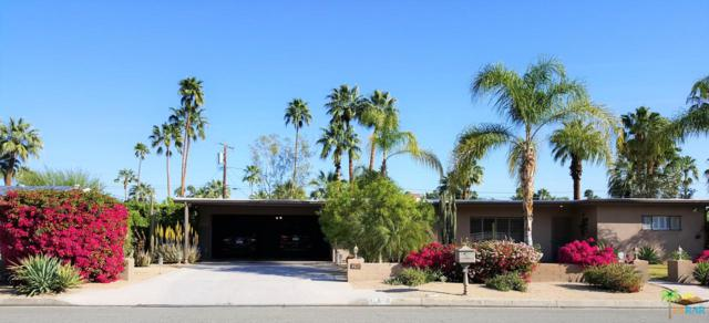 640 E Ocotillo Avenue, Palm Springs, CA 92264 (#18393482PS) :: Fred Howard Real Estate Team