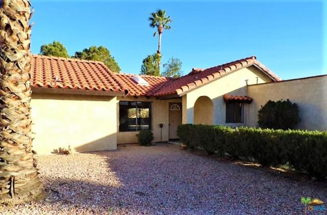 64427 Pinehurst Circle, Desert Hot Springs, CA 92240 (#18403920PS) :: The Fineman Suarez Team