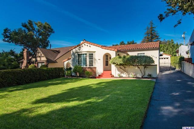 1619 Thompson Avenue, Glendale, CA 91201 (#318004526) :: The Fineman Suarez Team