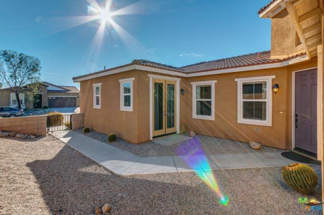 11823 Skylark Street, Desert Hot Springs, CA 92240 (#18393912PS) :: The Fineman Suarez Team