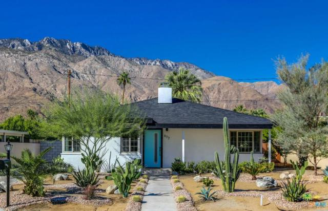 677 N Calle Marcus, Palm Springs, CA 92262 (#18402876PS) :: The Fineman Suarez Team