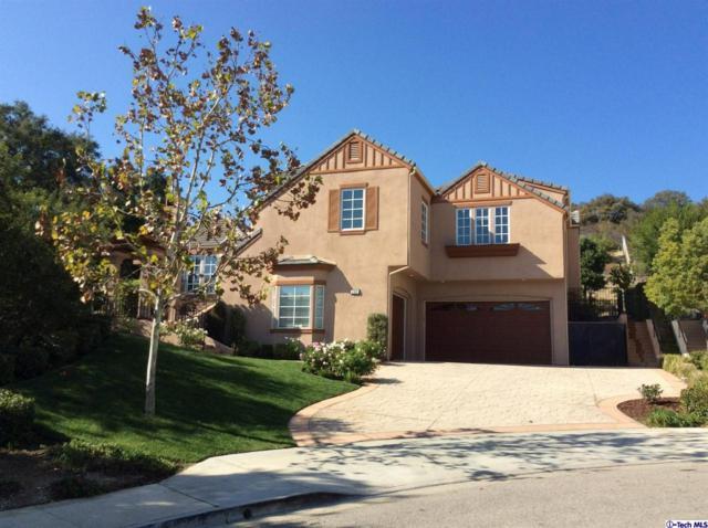 737 Coral Ridge Court, Westlake Village, CA 91361 (#318004473) :: Lydia Gable Realty Group