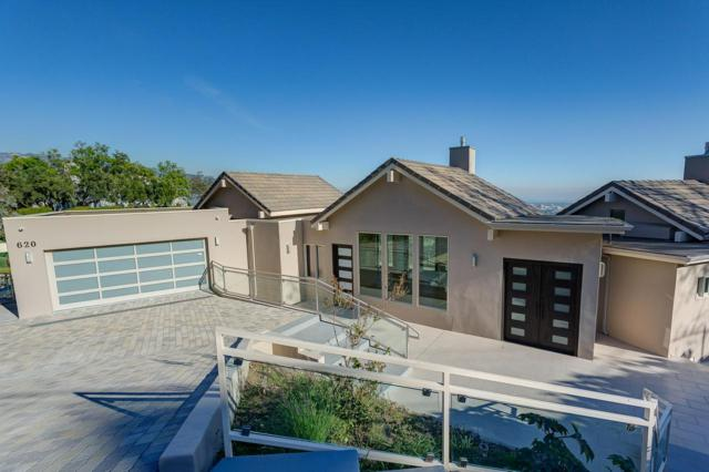 620 Wendover Road, La Canada Flintridge, CA 91011 (#818005447) :: The Parsons Team