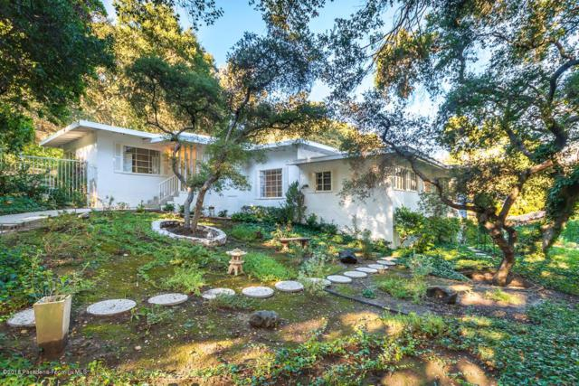 4057 Dover Road, La Canada Flintridge, CA 91011 (#818005451) :: The Parsons Team