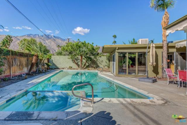1431 E Tachevah Drive, Palm Springs, CA 92262 (#18391676PS) :: The Fineman Suarez Team