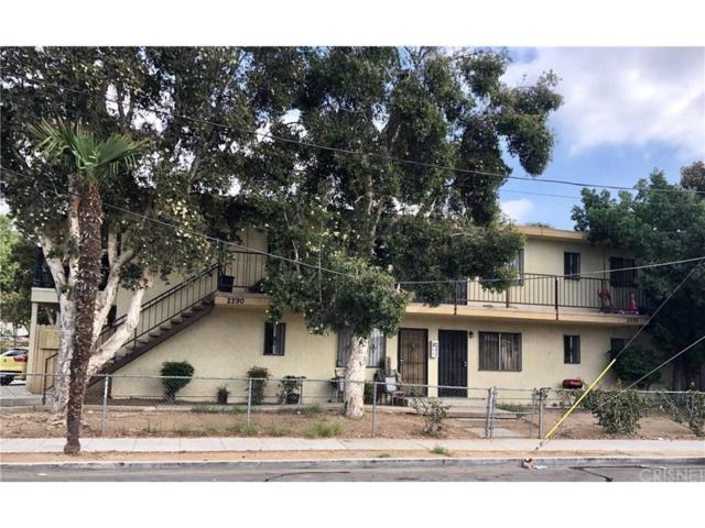 2292 Lewis Avenue, Long Beach, CA 90806 (#SR18267492) :: The Fineman Suarez Team