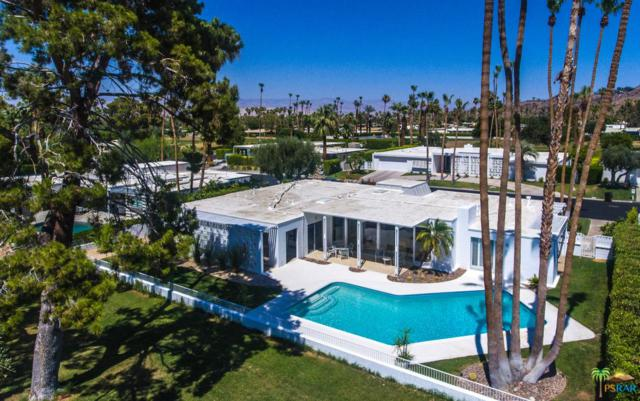 2423 S Alhambra Drive, Palm Springs, CA 92264 (#18405706PS) :: TruLine Realty