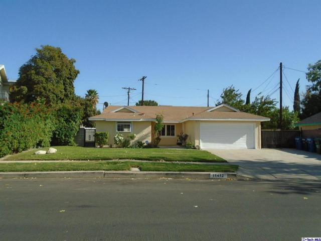 11412 Gaynor, Granada Hills, CA 91344 (#318004600) :: The Fineman Suarez Team