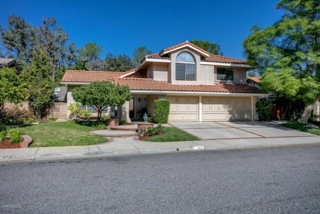 769 Lynnmere Drive, Thousand Oaks, CA 91360 (#218013960) :: Lydia Gable Realty Group