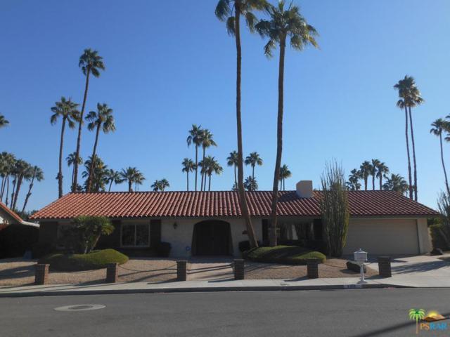1488 S La Reina Way, Palm Springs, CA 92264 (#18405892PS) :: The Fineman Suarez Team