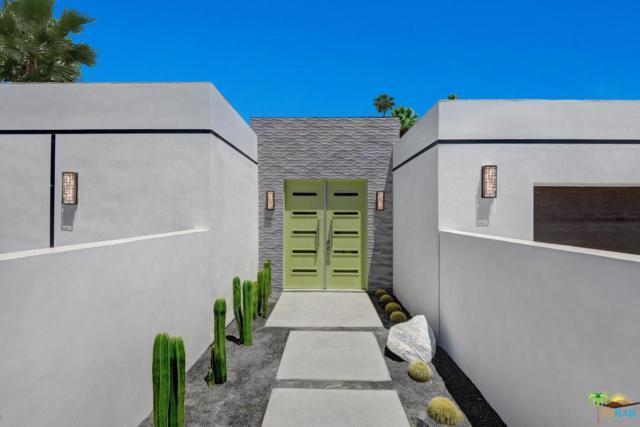 1130 S Manzanita Avenue, Palm Springs, CA 92264 (#18406228PS) :: The Fineman Suarez Team