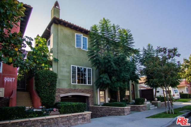3823 Huron Avenue #5, Culver City, CA 90232 (#18406000) :: TruLine Realty