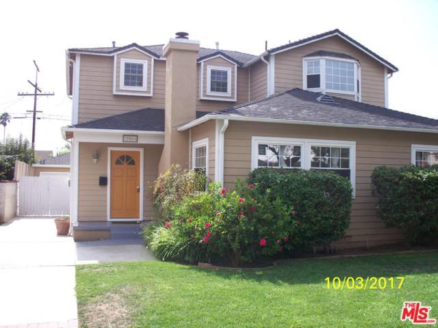 12566 Woodbine Street, Los Angeles (City), CA 90066 (#18406326) :: The Fineman Suarez Team