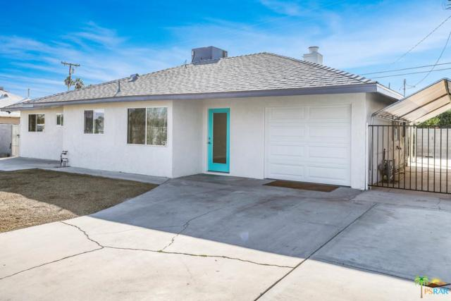 4187 E Sunny Dunes Road, Palm Springs, CA 92264 (#18406098PS) :: Fred Howard Real Estate Team