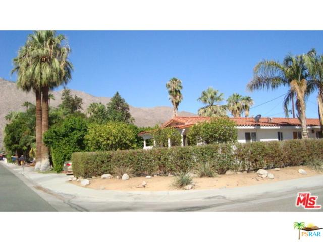 545 S Calle Amigos #0, Palm Springs, CA 92264 (#18406402PS) :: Fred Howard Real Estate Team