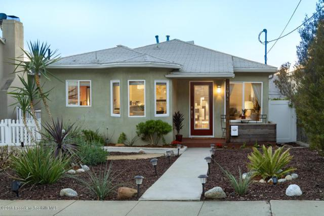 1016 Del Rio Avenue, Los Angeles (City), CA 90065 (#818005505) :: Fred Howard Real Estate Team