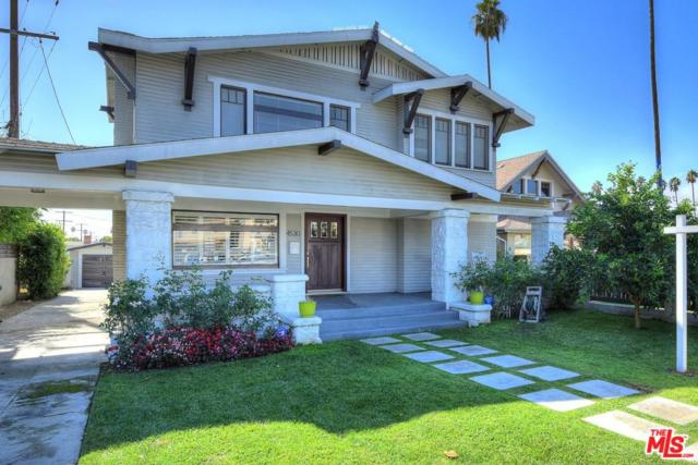 4530 W Washington, Los Angeles (City), CA 90016 (#18406834) :: Fred Howard Real Estate Team