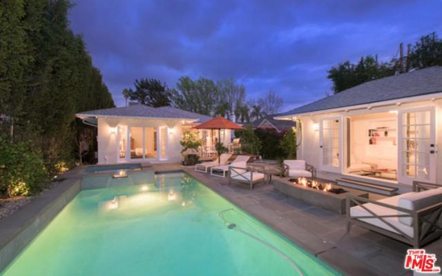 1433 N Orange Grove Avenue, West Hollywood, CA 90046 (#18406770) :: Fred Howard Real Estate Team