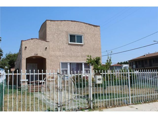 1101 W 85TH Street, Los Angeles (City), CA 90044 (#SR18271994) :: Fred Howard Real Estate Team
