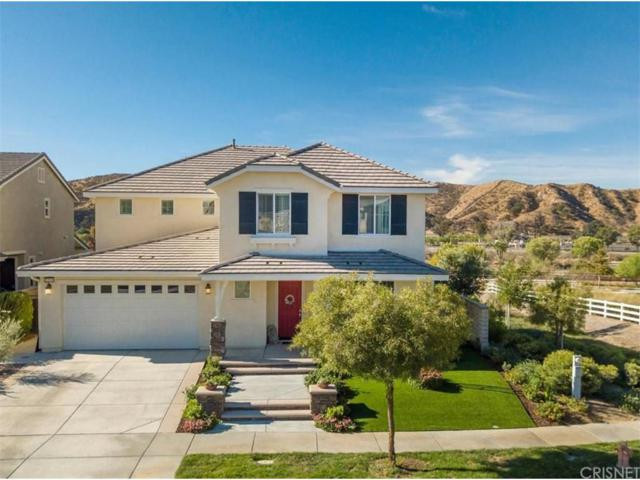 22550 Brightwood Place, Saugus, CA 91350 (#SR18272039) :: Fred Howard Real Estate Team