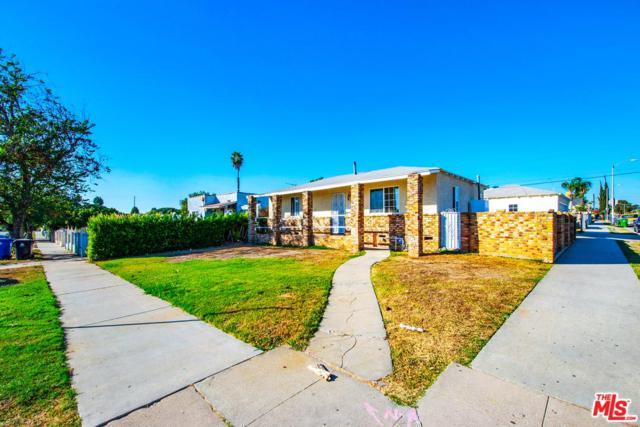 803 W 134TH Street, Gardena, CA 90247 (#18406808) :: Fred Howard Real Estate Team