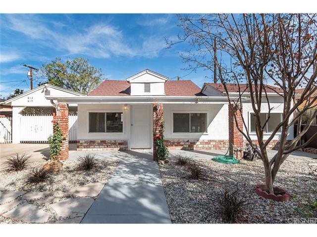 613 Woodworth Street, San Fernando, CA 91340 (#SR18238602) :: Fred Howard Real Estate Team