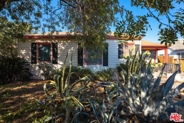 11909 Tiara Street, North Hollywood, CA 91607 (#18406598) :: Fred Howard Real Estate Team