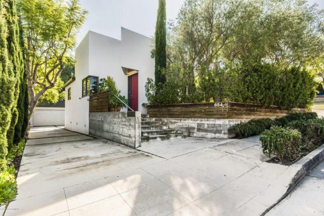 654 Hill Street, Santa Monica, CA 90405 (#818005516) :: Paris and Connor MacIvor