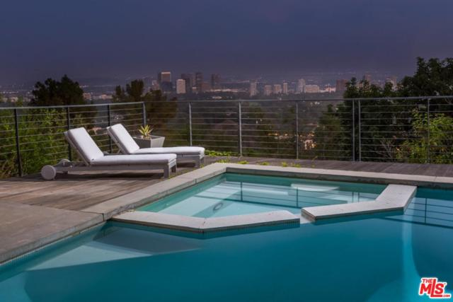 10134 Angelo View Drive, Beverly Hills, CA 90210 (#18407078) :: Paris and Connor MacIvor