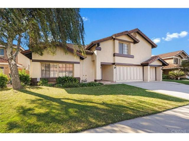 11568 Poppyglen Court, Moorpark, CA 93021 (#SR18268440) :: Desti & Michele of RE/MAX Gold Coast
