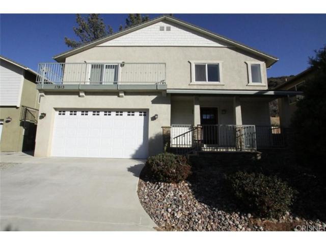 17813 Elizabeth Lake Road, Lake Hughes, CA 93532 (#SR18272574) :: Paris and Connor MacIvor