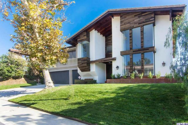 2537 Flintridge Drive, Glendale, CA 91206 (#318004609) :: The Fineman Suarez Team