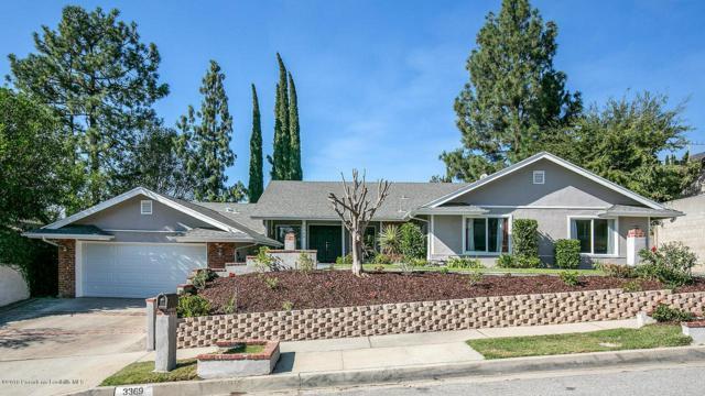 3369 Monterosa Drive, Altadena, CA 91001 (#818005531) :: The Parsons Team