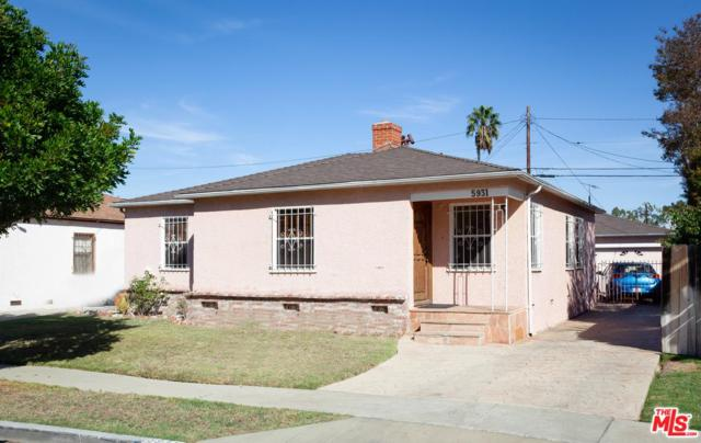 5931 Comey Avenue, Los Angeles (City), CA 90034 (#18406714) :: Lydia Gable Realty Group