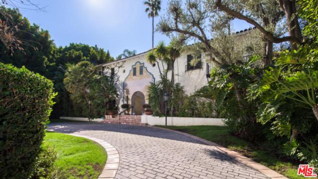 901 N Roxbury Drive, Beverly Hills, CA 90210 (#18405848) :: The Fineman Suarez Team