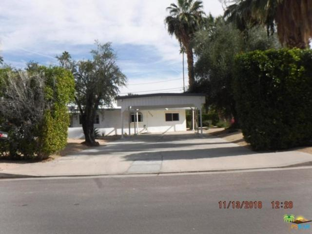 1580 S Via Soledad, Palm Springs, CA 92264 (#18407240PS) :: Fred Howard Real Estate Team