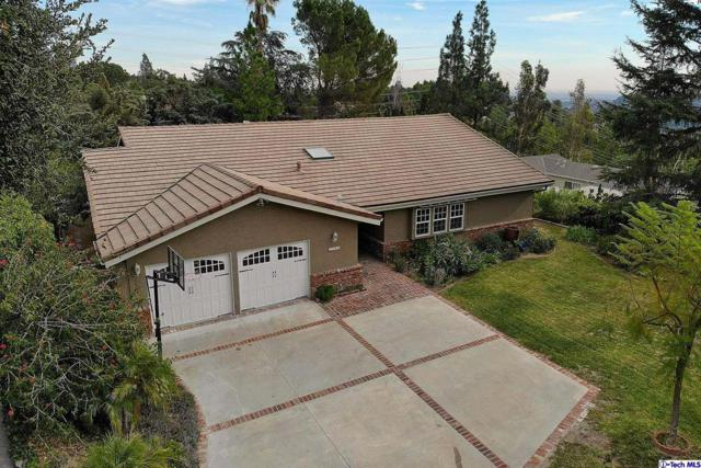 5386 Harter Lane, La Canada Flintridge, CA 91011 (#318004635) :: Desti & Michele of RE/MAX Gold Coast