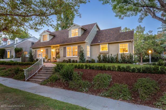1483 La Loma Road, Pasadena, CA 91105 (#818005535) :: TruLine Realty