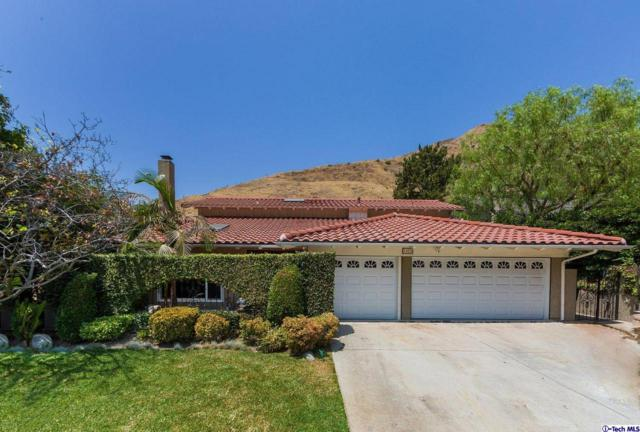 3429 Brace Canyon Road, Burbank, CA 91504 (#318004656) :: Fred Howard Real Estate Team