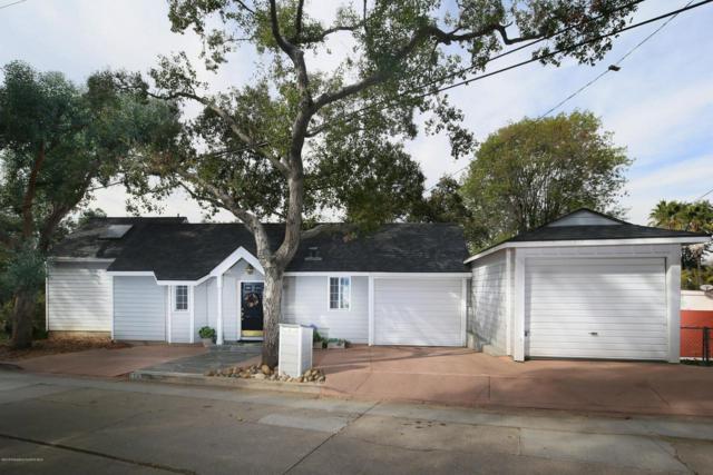 156 St Albans Avenue, South Pasadena, CA 91030 (#818005538) :: Paris and Connor MacIvor