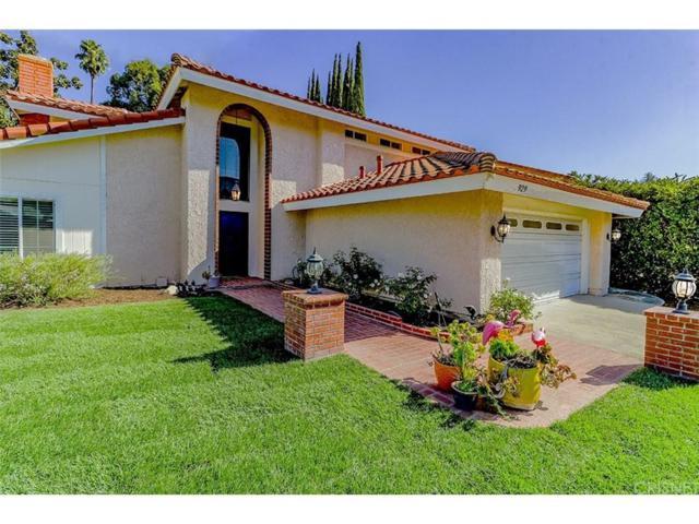 929 Newbury Road, Thousand Oaks, CA 91320 (#SR18273649) :: Desti & Michele of RE/MAX Gold Coast