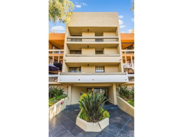 740 N Kings Road #210, West Hollywood, CA 90069 (#SR18272152) :: The Fineman Suarez Team