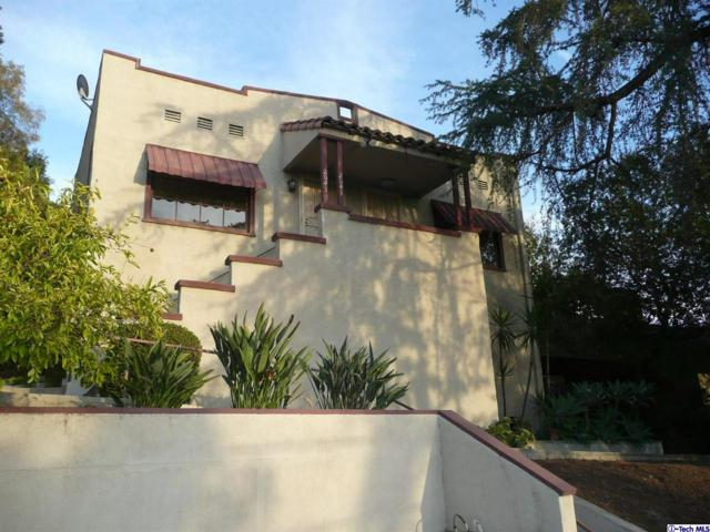 2041 Ridgeview Avenue #2, Eagle Rock, CA 90041 (#318004644) :: TruLine Realty