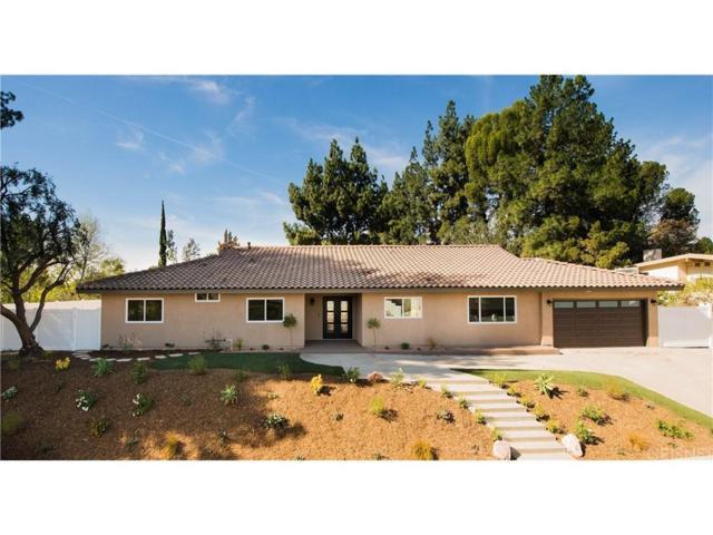 12425 Kenny Drive, Granada Hills, CA 91344 (#SR18273492) :: Golden Palm Properties