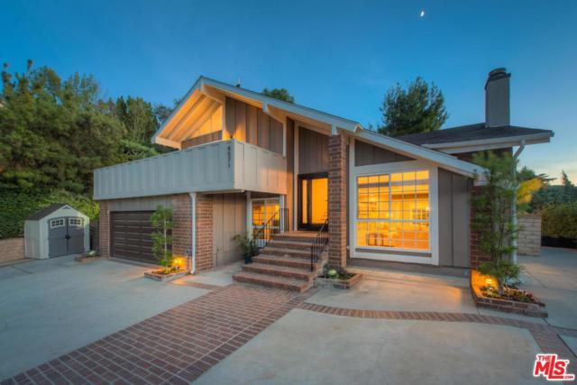 4571 Poe Avenue, Woodland Hills, CA 91364 (#18406414) :: Golden Palm Properties