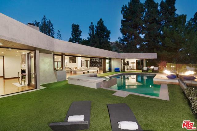 1281 Loma Vista Drive, Beverly Hills, CA 90210 (#18406990) :: The Fineman Suarez Team