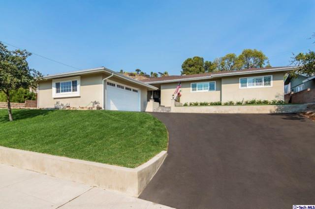 3010 Trudi Lane, Burbank, CA 91504 (#318004660) :: Fred Howard Real Estate Team