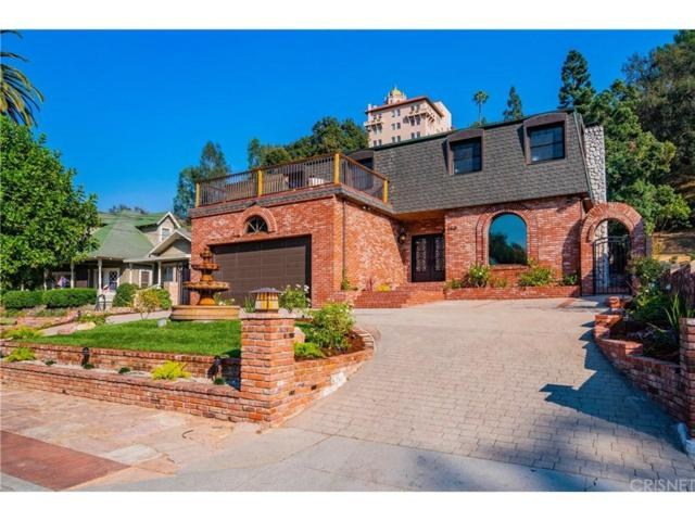 160 California Terrace, Pasadena, CA 91105 (#SR18266242) :: The Parsons Team