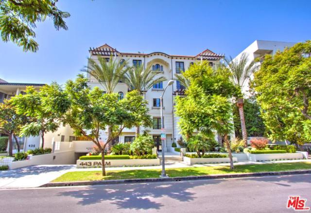 443 N Palm Drive #402, Beverly Hills, CA 90210 (#18408006) :: The Fineman Suarez Team